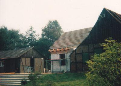 Burlandhaus Küchenanbei 19841