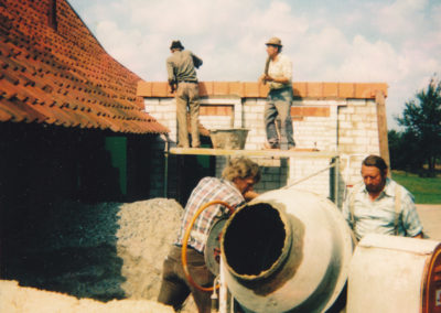 Burlandhaus Küchenanbei 19842