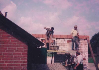 Burlandhaus Küchenanbei 19846