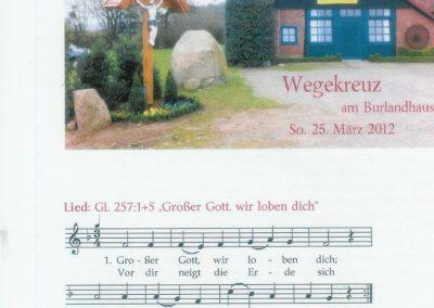 Liederzettel 1