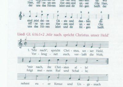 Liederzettel 3
